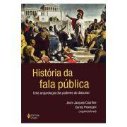 História da Fala Pública