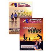 Kit Renovando Vidas - Lições e Atividades para Família