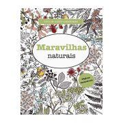 Livro de Colorir Antiestresse: Maravilhas Naturais