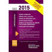 Mini Código Empresarial RT - 17ª Ed. 2015