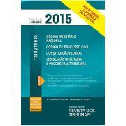 Mini Código Tributário RT - 6ª Edição 2015