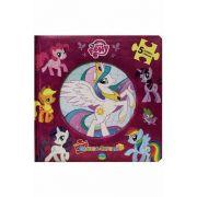 My Little Pony - Livro Quebra-Cabeças