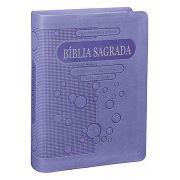 NTLH045LG - Bíblia Sagrada - Letra Grande - Violeta