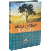 NTLH085BBD - Bíblia Sagrada - Bom Dia - Ilustrada