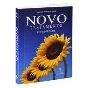 NTLH240LG - Novo Testamento de Bolso com Letra Grande - Capa Girassol