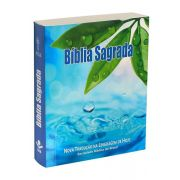 NTLH40e - Bíblia Sagrada Para Evangelismo - Azul