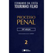 Processo Penal - Vol. 2 - Lei n. 12.403/2011 - 34ª Ed. 2012