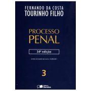 Processo Penal - Vol. 3 - Lei n. 12.403/2011 - 34ª Ed. 2012