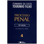 Processo Penal - Vol. 4 - Lei n. 12.403/2011 - 34ª Ed. 2012