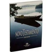 RA0240LG - Novo Testamento - Letra Grande - Barco