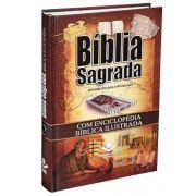 RA063LGEN - Bíblia Sagrada Com Enciclopédia Bíblica Ilustrada - Nova Capa
