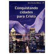 RED Aleluia - Adultos nº 59 - Conquistando Cidades para Cristo
