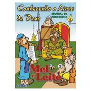 RED Aleluia - Professor - Mel e Leite nº 03 - Conhecendo o Livro de Deus