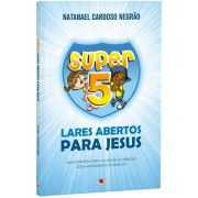 Super 5 - Lares Abertos para Jesus - Azul