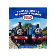 Thomas, Emily e os Vagões Especiais