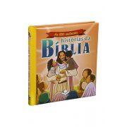 TNL563PMH - As 100 Melhores Histórias da Bíblia - Capa Almofadada