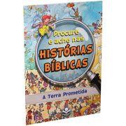 TNL580PTP - Procure e Ache nas Histórias Bíblicas - A Terra Prometida