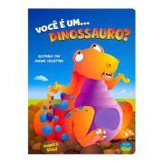 Toque e Sinta! Você é um... Dinossauro?
