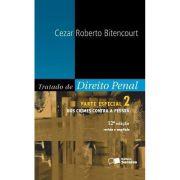 Tratado de Direito Penal - Vol. 2 - Parte Especial - Dos Crimes Contra Pessoa - 12ª Ed. 2012