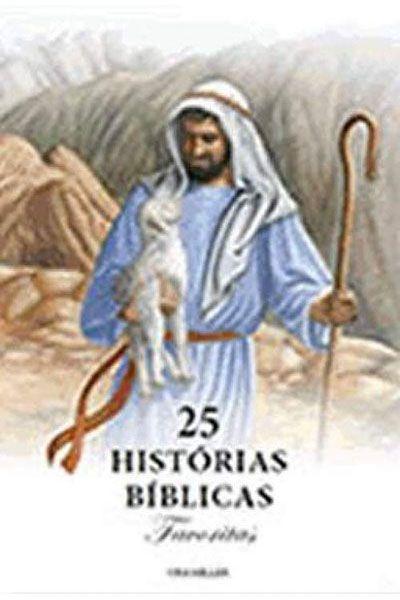 25 Histórias Bíblicas Favoritas