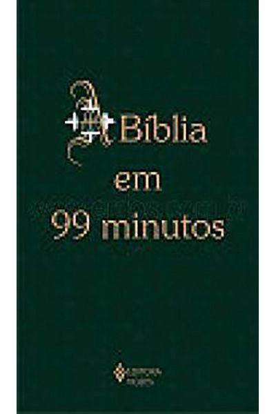 A Bíblia em 99 Minutos