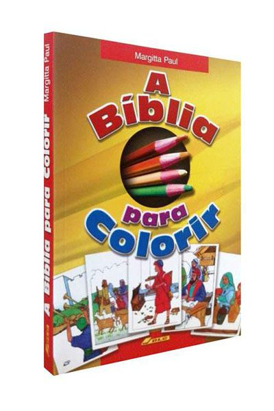 A Bíblia Para Colorir