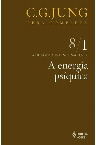 A Energia Psíquica - Vol. 8 -1