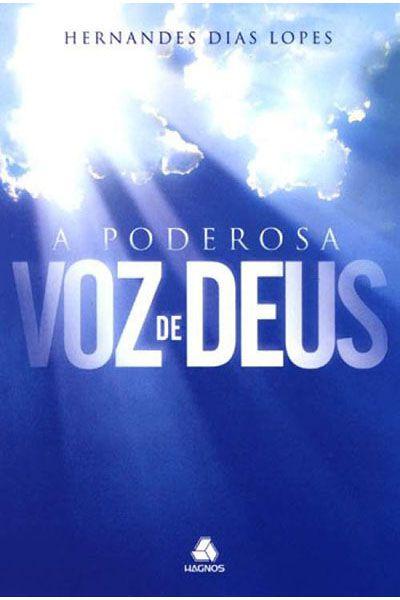 A Poderosa Voz de Deus