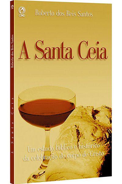 A Santa Ceia - CPAD