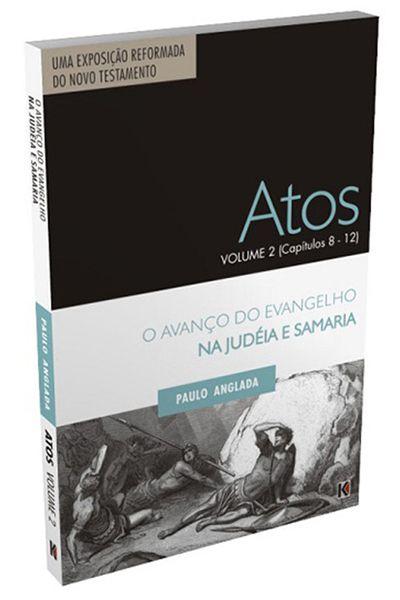Atos Volume 2 (Capítulos 8 a 12)