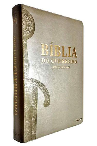 Bíblia Do Guerreiro - Letras Grandes - Pérola