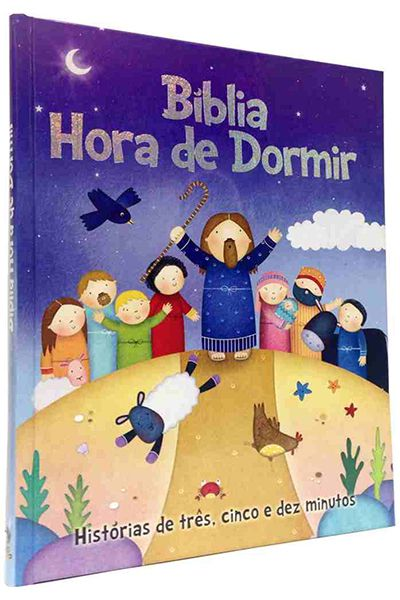 Bíblia Hora de Dormir