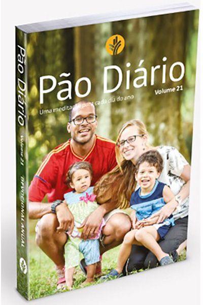 BL288 - Pão Diário - Vol. 21 - Capa Família
