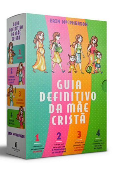 Box - Guia Definitivo da Mãe Cristã - 4 Livros