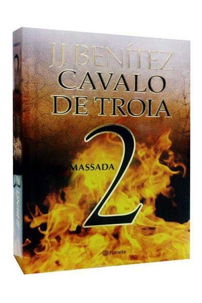 Cavalo de Troia 2 - Massada - 2ª Edição