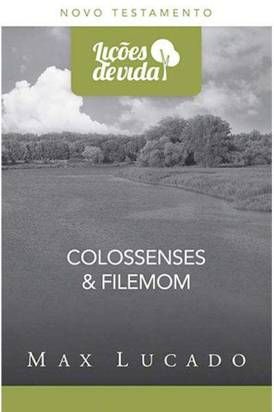 Colossenses & Filemom - Série Lições de Vida