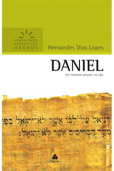 Comentários Expositivos Hagnos - Daniel