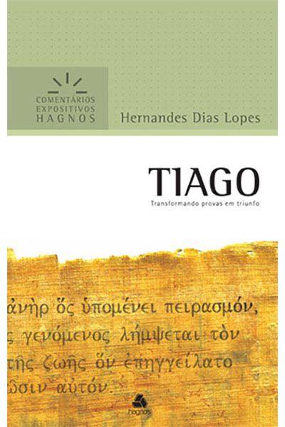Comentários Expositivos Hagnos - Tiago