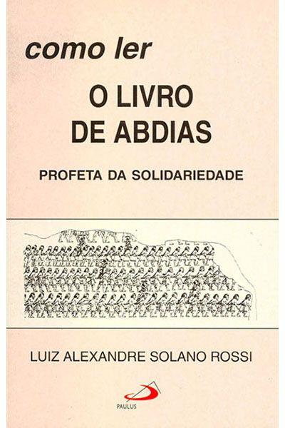 Como Ler o Livro de Abdias