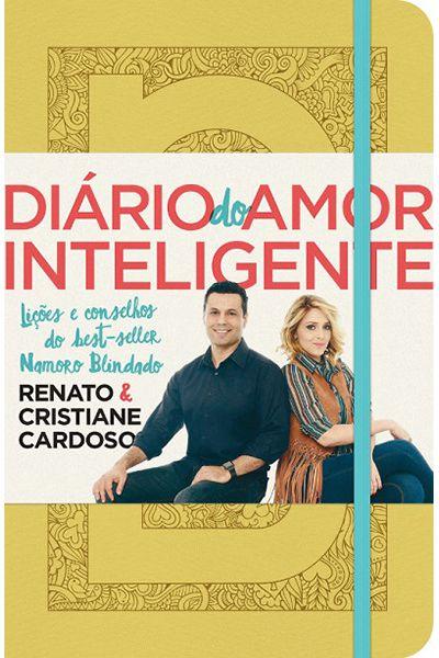 Diário do Amor Inteligente - Capa Amarela
