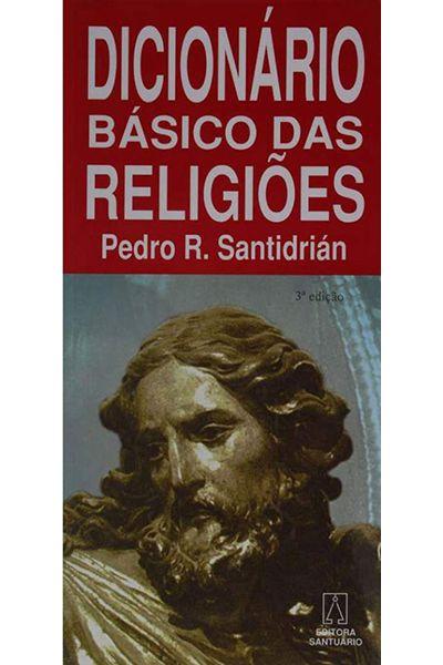 Dicionário Básico Das Religiões - 3ª Edição