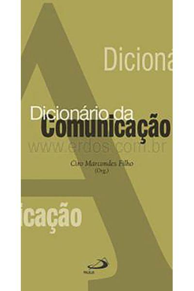 Dicionário da Comunicação - Paulus