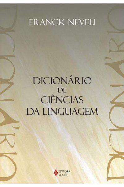 Dicionário de Ciências da Linguagem