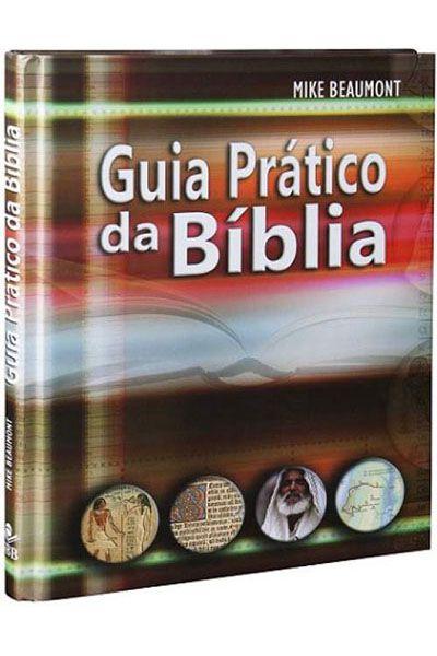 EA950PGUIA - Guia Prático da Bíblia - Brochura