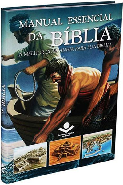 EA950PMEB - Manual Essencial da Bíblia