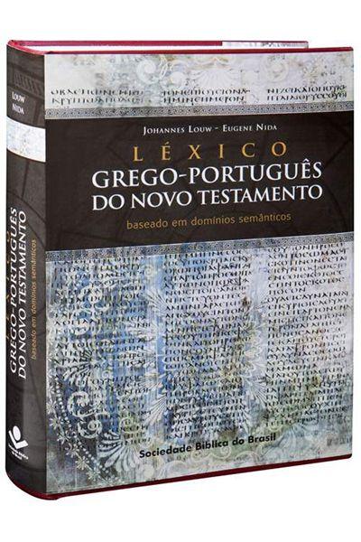 EA963LNTG - Léxico Grego-Português do Novo Testamento