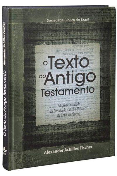 EA983TAT - O Texto do Antigo Testamento