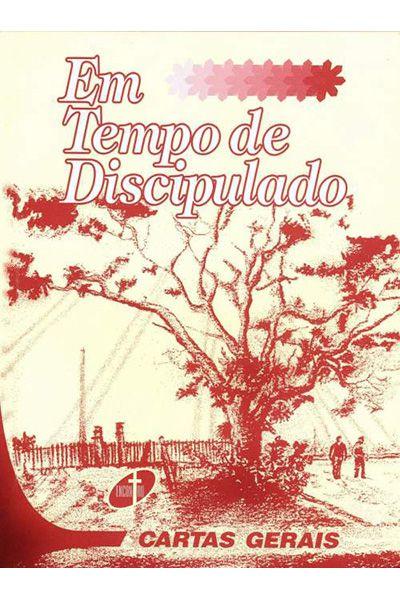 Em Tempo de Discipulado - Cartas Gerais Vol. 7