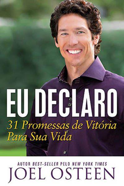 Eu Declaro: 31 Promessas de Vitória para sua Vida