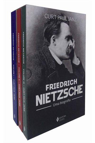 Friedrich Nietzsche - Uma Biografia